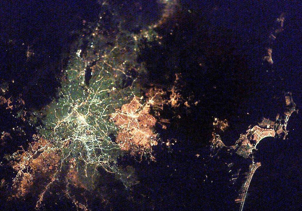 """""""Ciudades de Noche"""": Un proyecto para medir y reducir la contaminación lumínica, Sao Paulo, Brasil"""