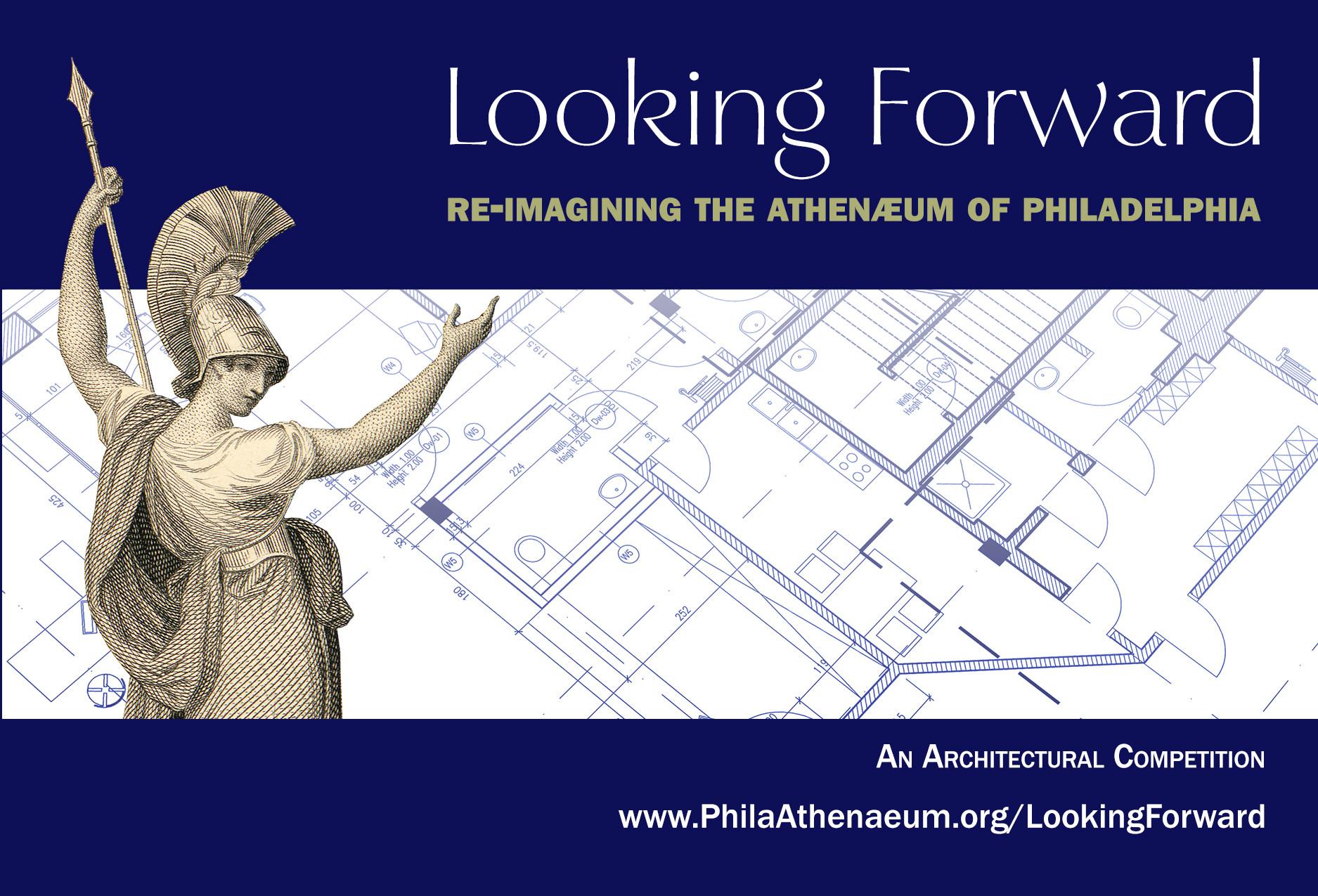 Competition: Re-Imagining The Athenaeum of Philadelphia
