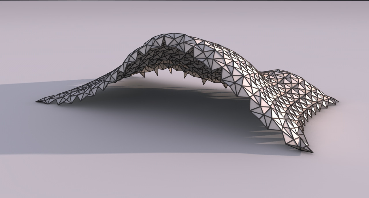 Courtesy of IaaC (Instituto de Aquitectura Avanzada de Catalunya), Ece Tankal, Efilena Baseta, Ramin Shambayati