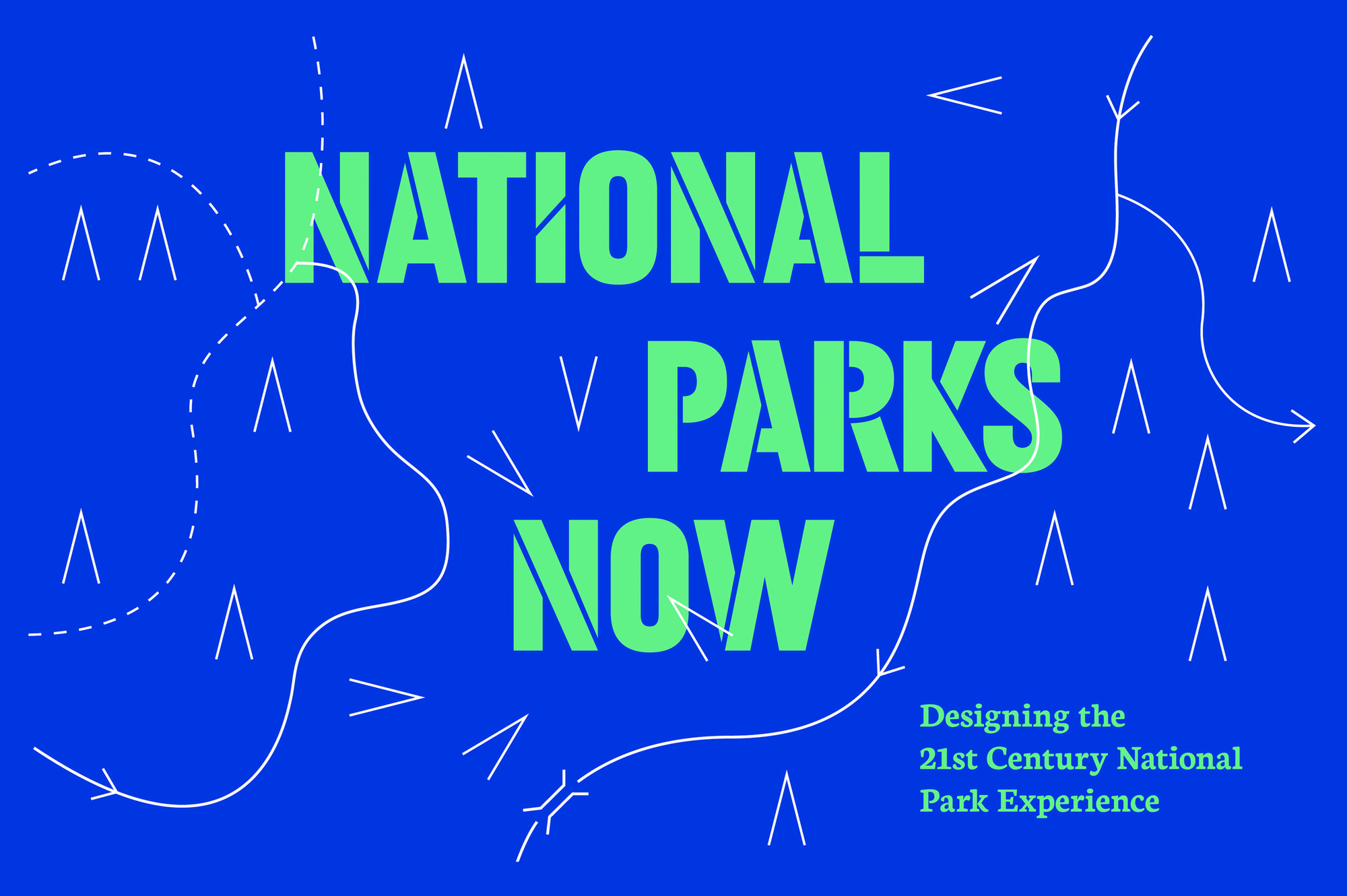 Van Alen Institute Launches Competition to Shape the Future of US National Parks, Courtesy of The Van Alen Institute