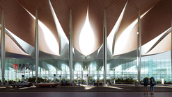 Sordo Madaleno & Pascall+Watson presentan su propuesta para el Nuevo Aeropuerto de la Ciudad de México