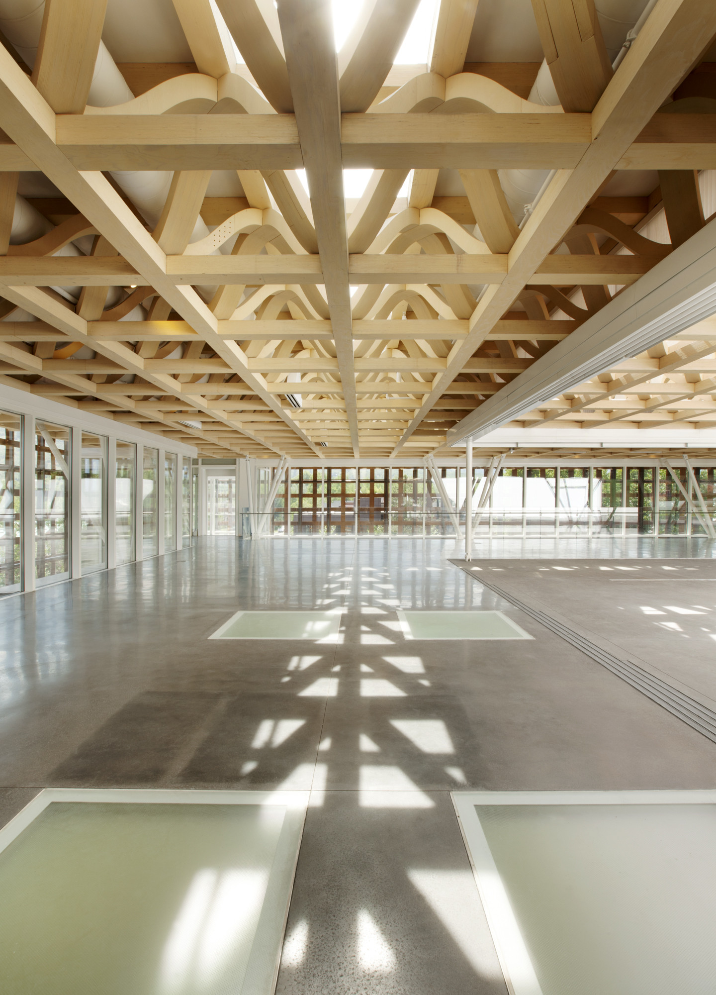 Gallery of aspen art museum shigeru ban architects 5 for Architecture ephemere shigeru ban