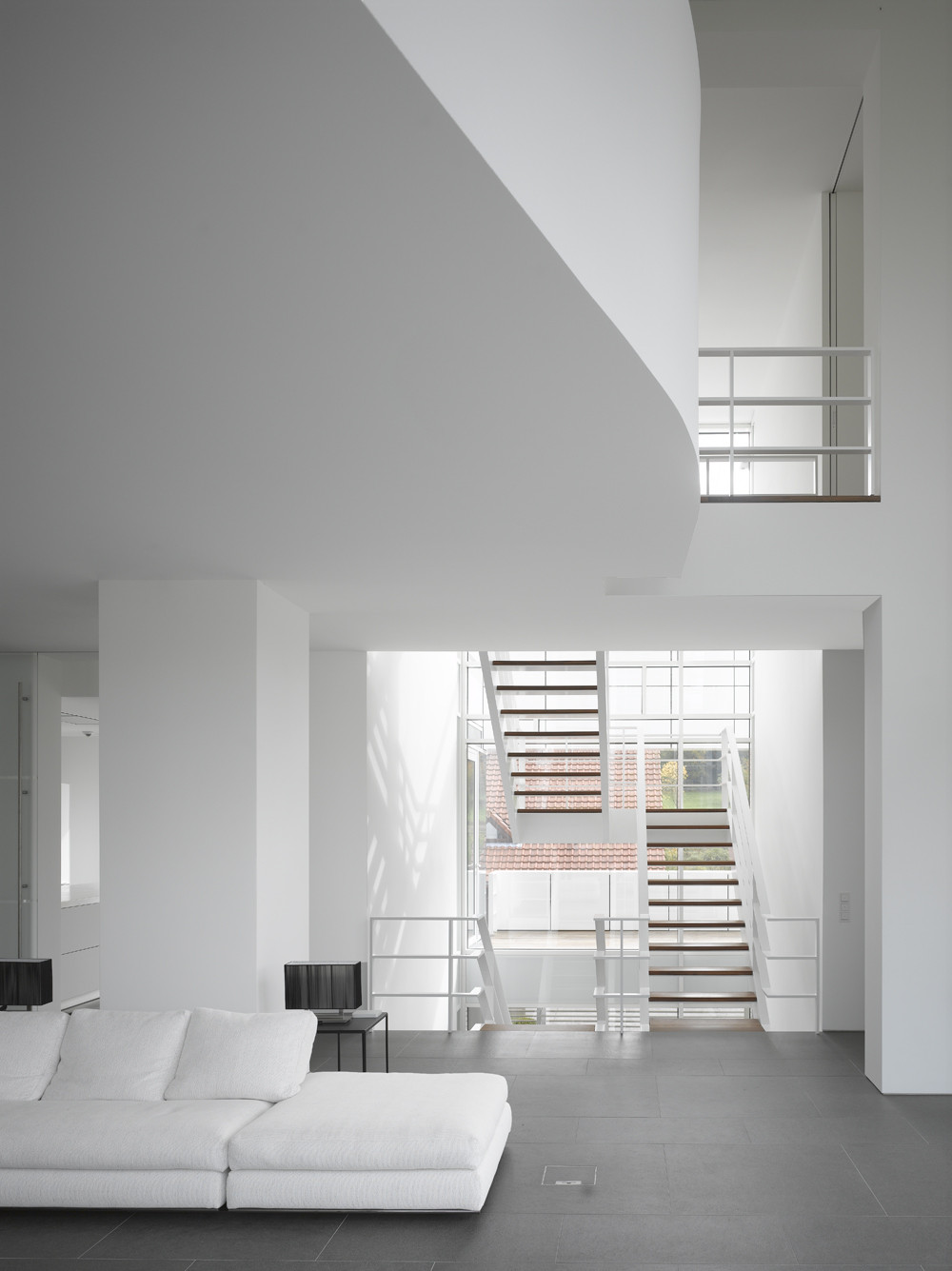 Gallery of luxembourg house richard meier partners 3 for Luxembourg house