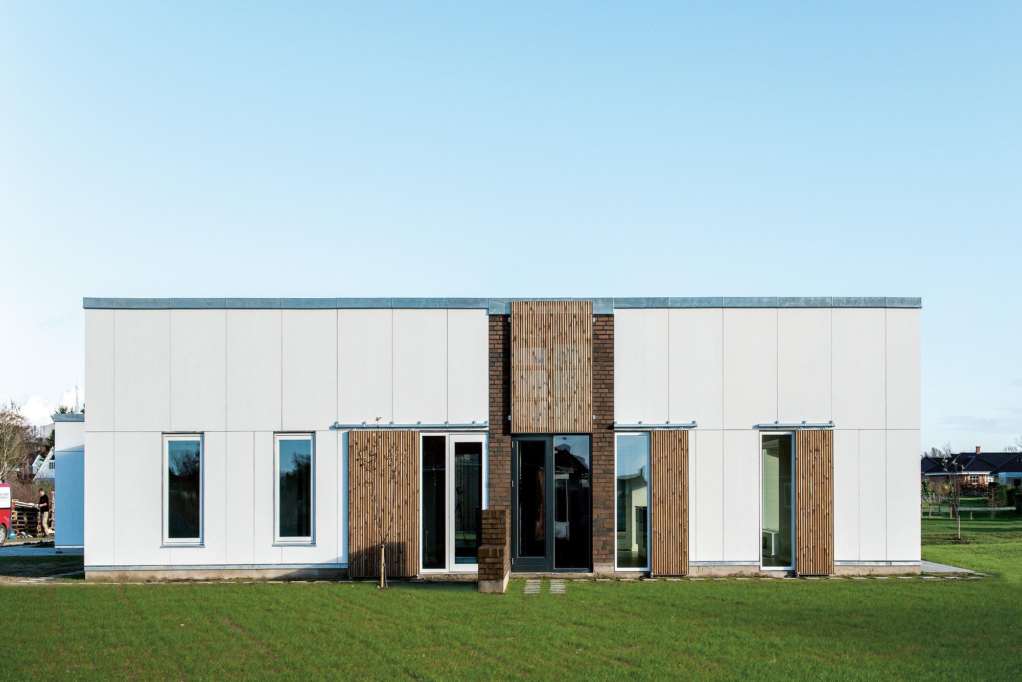 The Quota House / Pluskontoret Arkitekter, ©  Jesper Ray