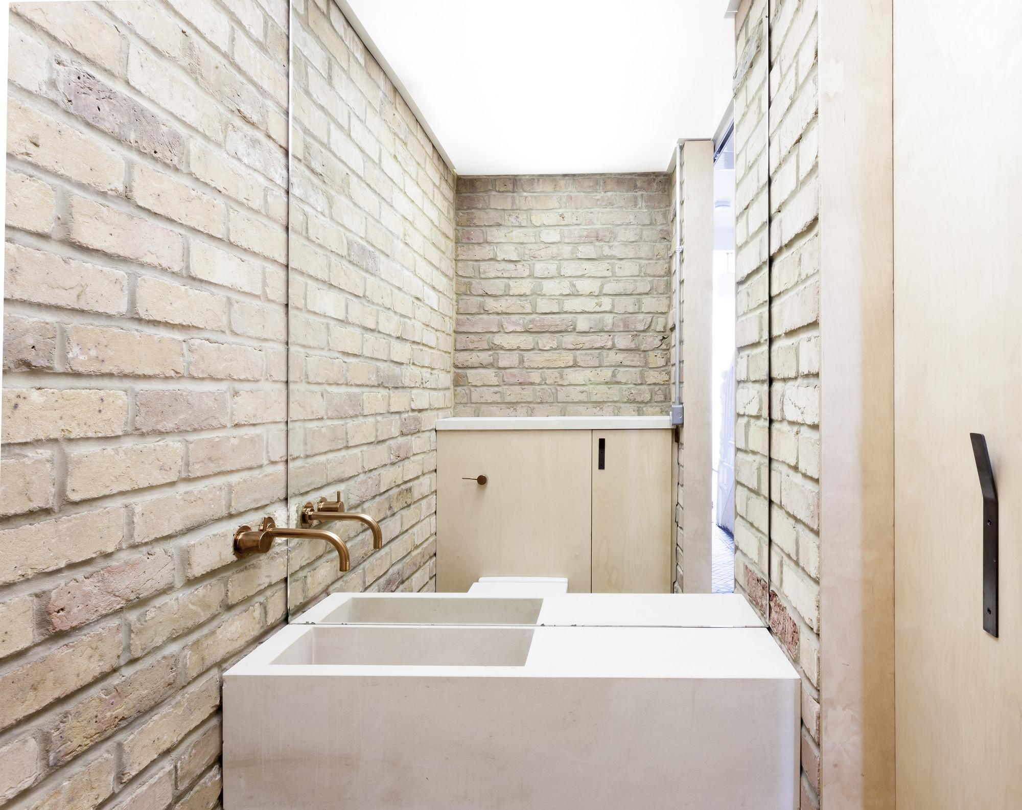 Plywood Interior Wall Finish