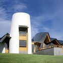 Frank Gehry, Gehry Partners, LLP - Maggie's Dundee, 2003. Image Courtesy of Carnegie Museum of Art