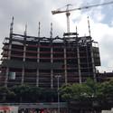 Estado de la construcción Agosto 2014