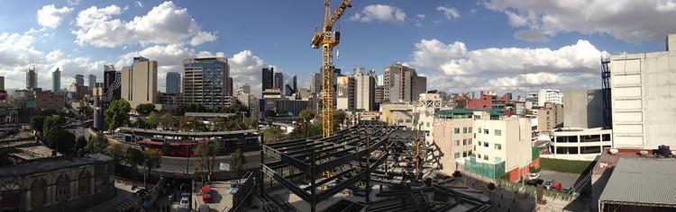 Estado de la construcción Diciembre 2013