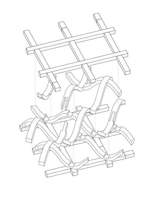 Truss Detail Axon