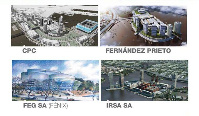 Propuestas presentadas. Image © Fan Page de Cristina Fernández de Kirchner