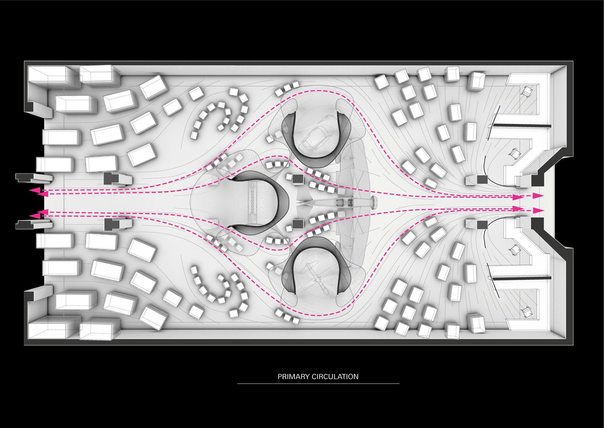 Diagrama. Imagen © ZHA