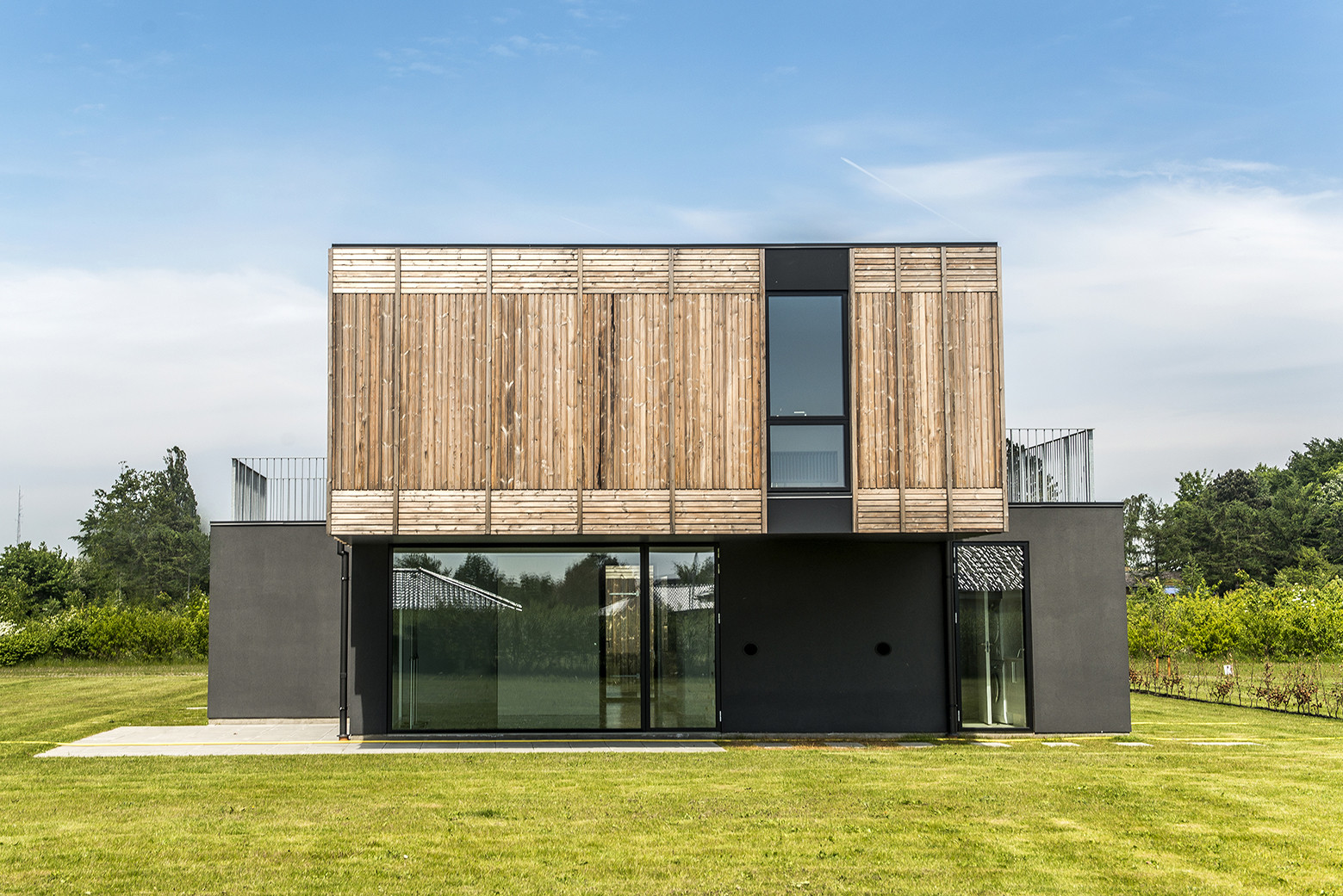Adaptable house henning larsen architects gxn archdaily for House architects
