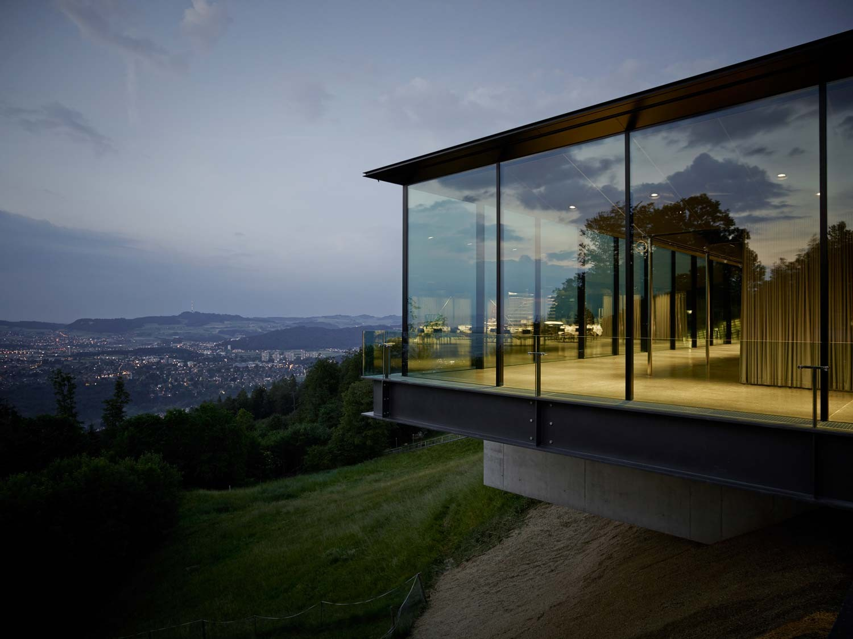 Gurten Pavilion (Gupa) / :mlzd, © Alexander Jaquemet