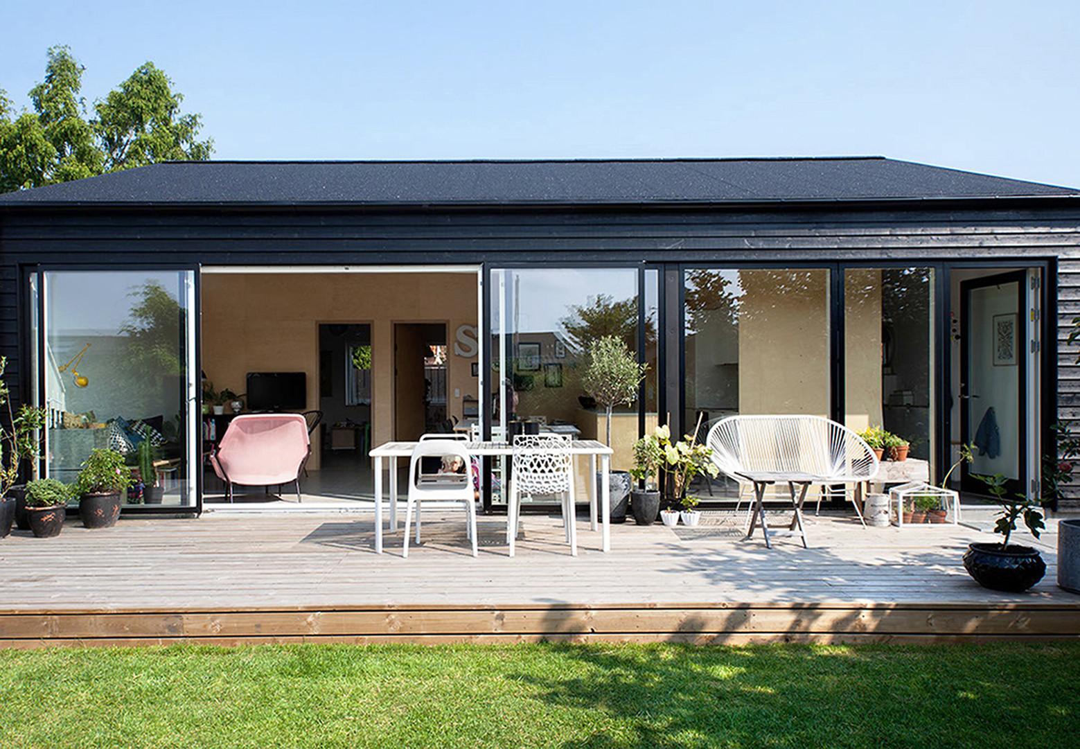 Excellent Sorte Hus Sigurd Larsen Archdaily Moderne Huser With Moderne  Funkishus