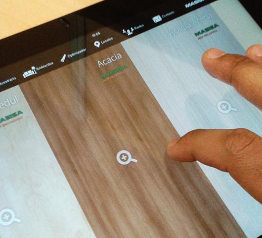 Masisa lanza aplicación digital gratuita para el diseño de espacios y muebles