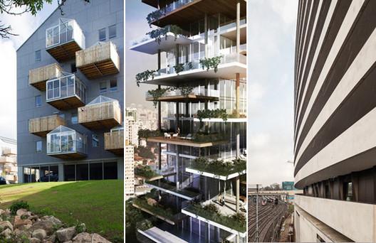 Edificios: Cuerpos salientes