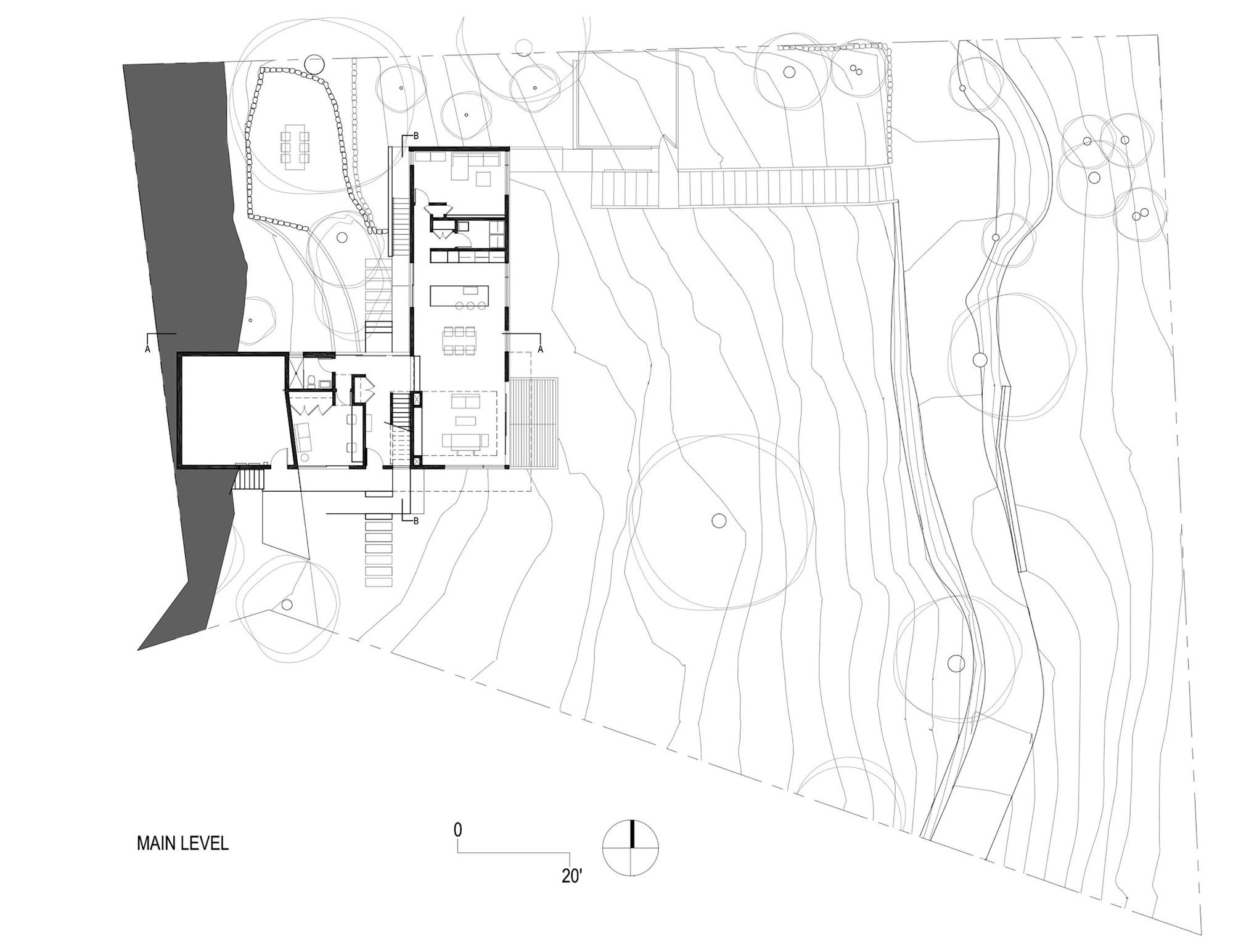 Best Hillside House Plans Photos - 3D house designs - veerle.us