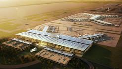 La dupla bgp arquitectura + Gensler y su proyecto para el nuevo aeropuerto de la Ciudad de México