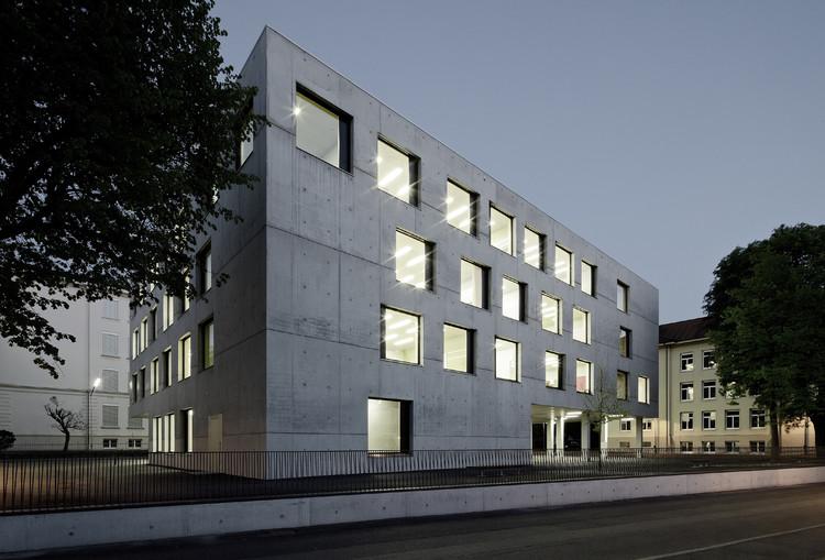 Centro de educación especial en Dornbirn / Marte Marte Architekten, Cortesía de Marte Marte Architekten