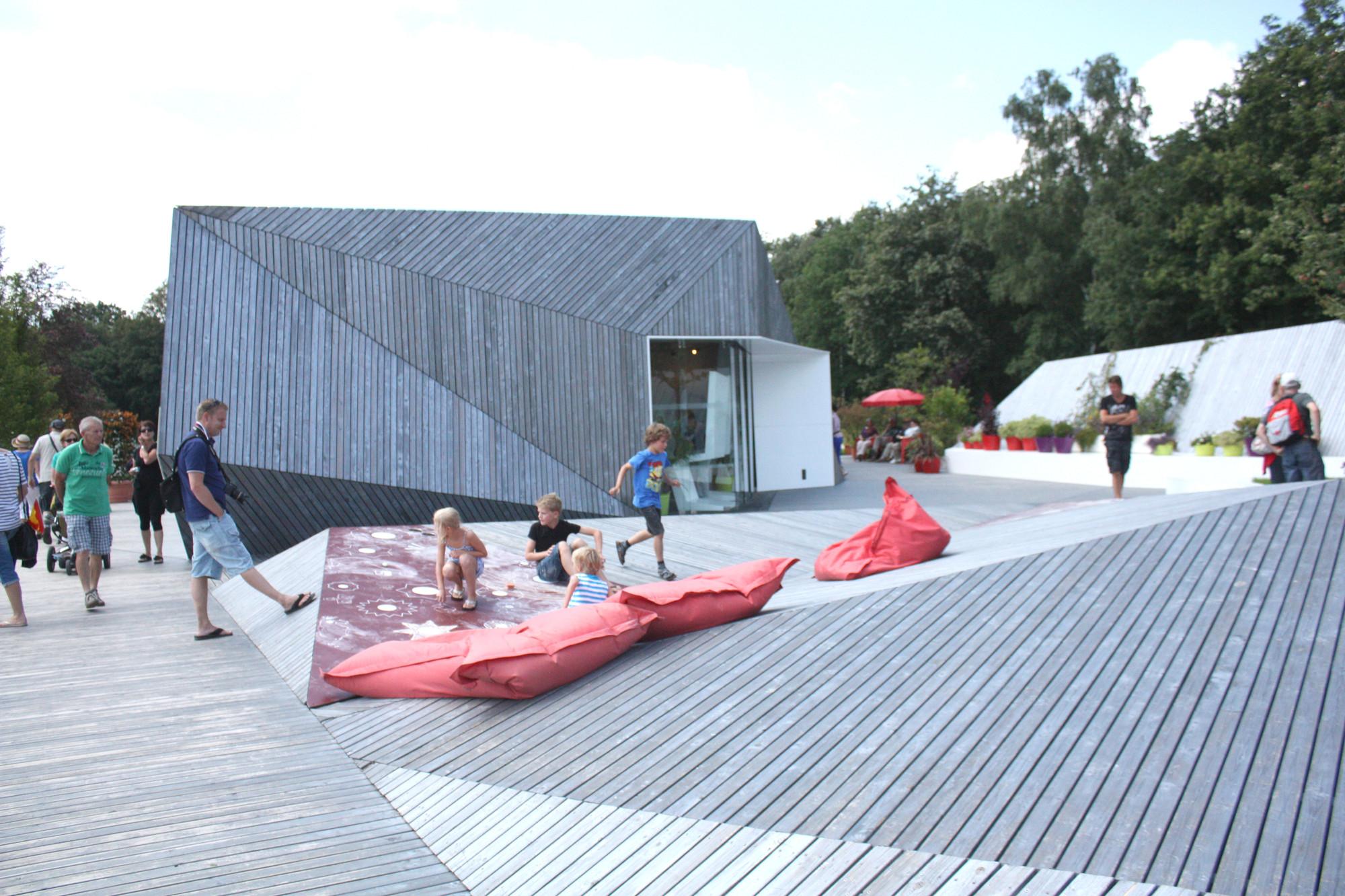 The north rhine westphalia contribution floriade 2012 - Rmp landschaftsarchitekten ...