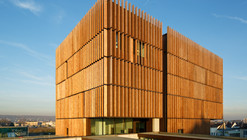 Mantois Technology Centre / Badia Berger Architectes