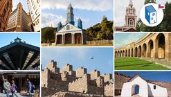 PlataFonda: Guía de edificios y ciudades chilenas para visitar este 18