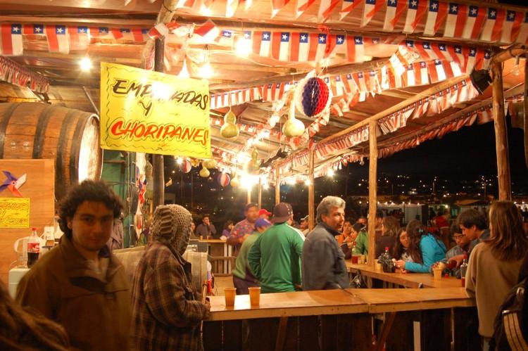 Fondas en La Pampilla, Coquimbo. Image © _tono [Flickr]