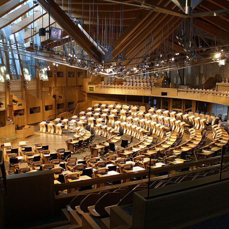 Debating Chamber. Image © Wikimedia Commons - Mogens Engelund