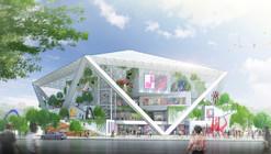 Shigeru Ban to Construct Tainan Museum of Fine Arts