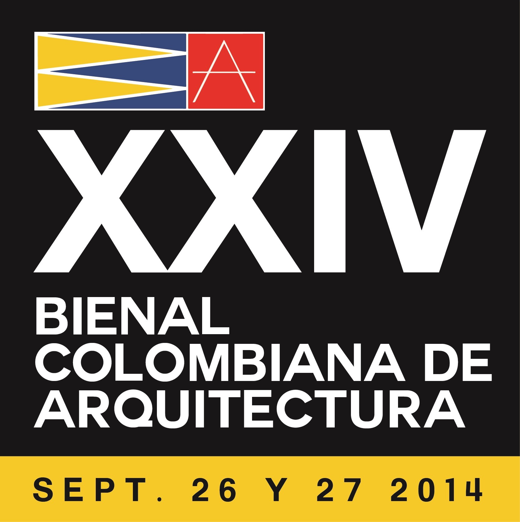 XXIV Bienal Colombiana de Arquitectura 2014
