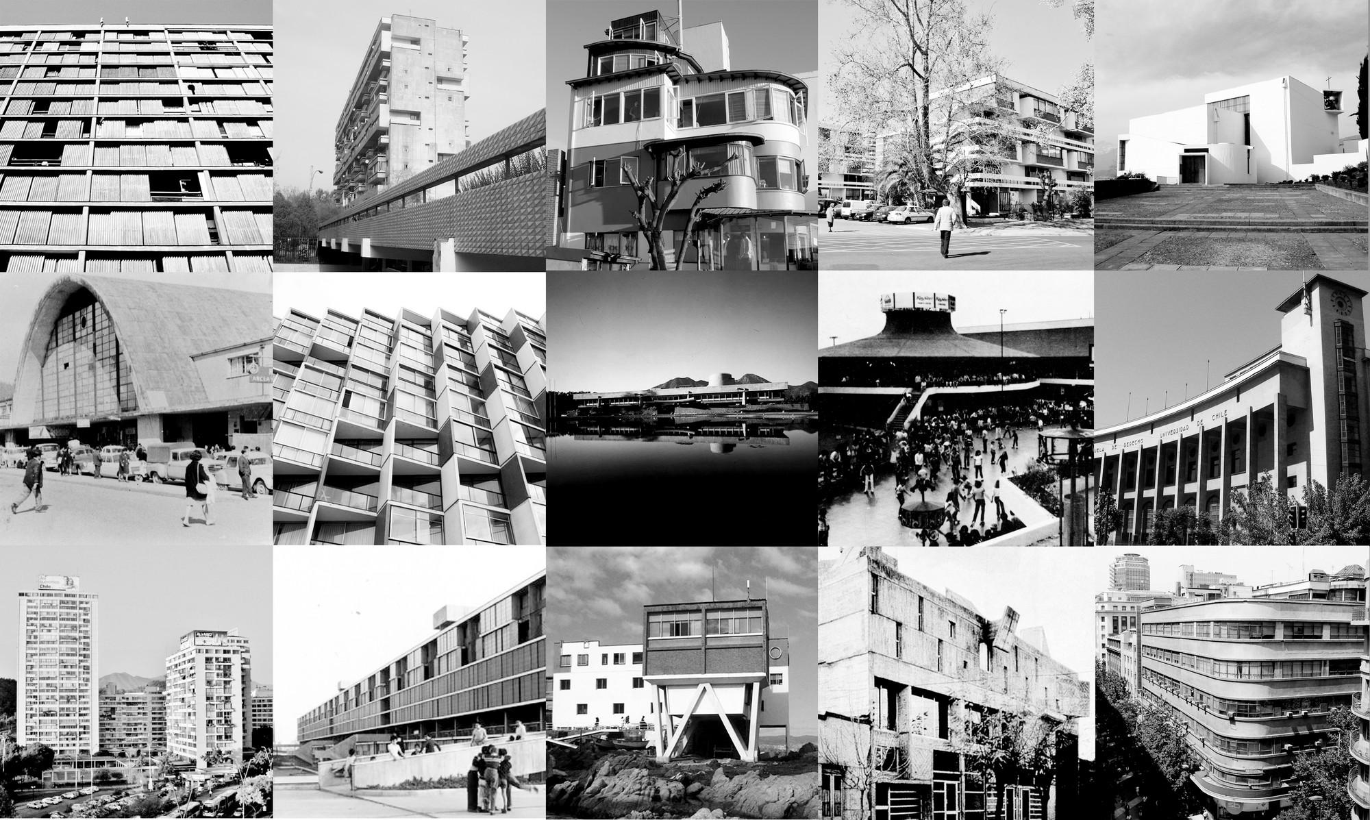 Archivo: Edificios Clásicos de la Arquitectura en Chile