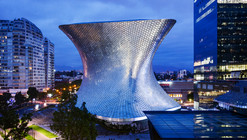 VIDEO: Time-Lapse Through FR-EE's Museo Soumaya