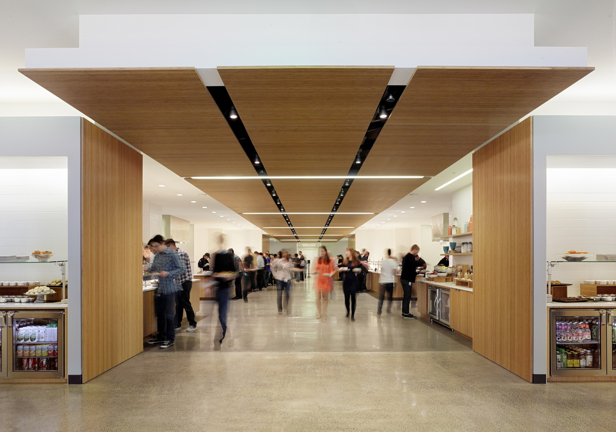 Gallery of square headquarters bohlin cywinski jackson 1 for Square office design