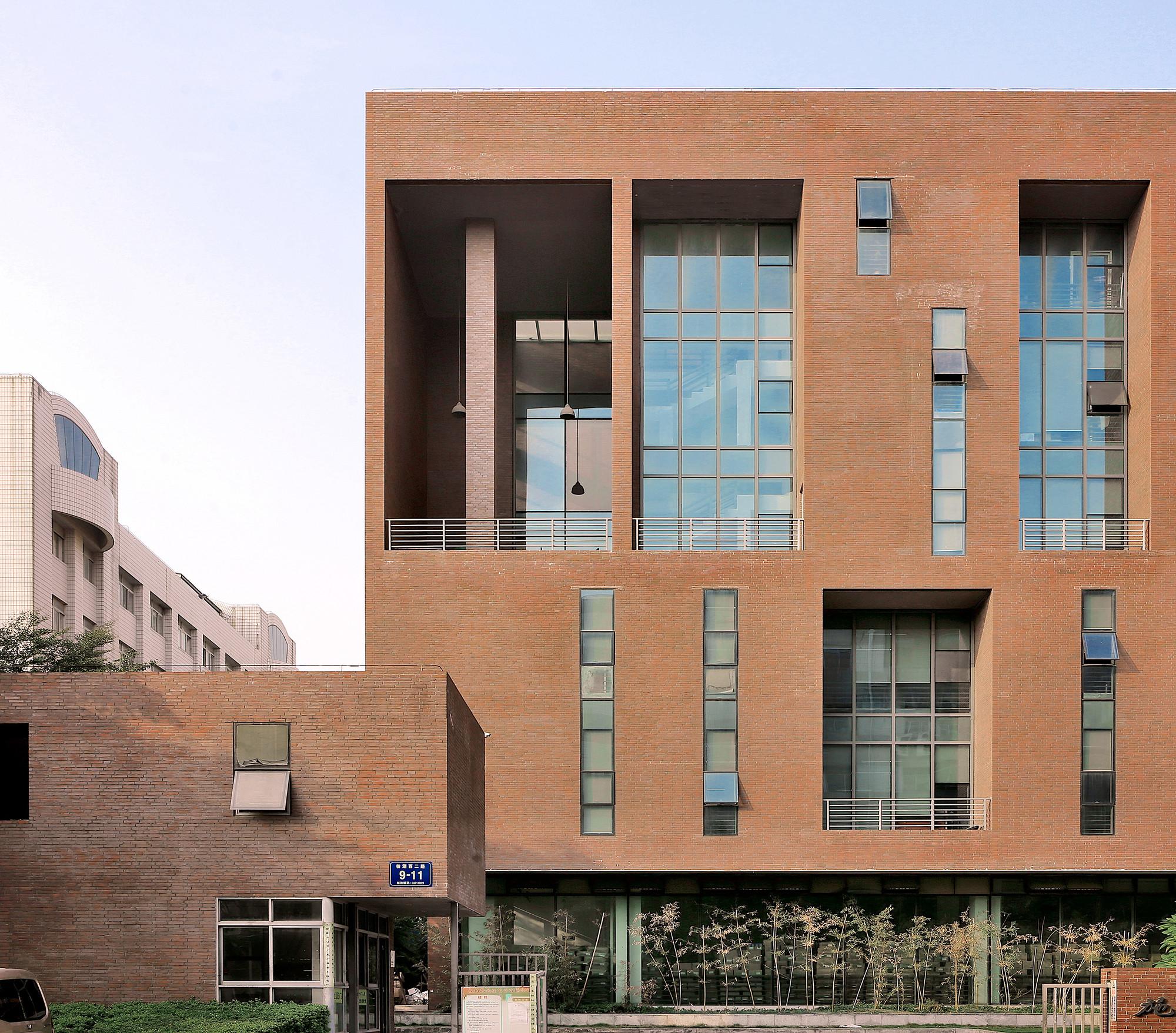 JH Factory Complex Design / XU Kai, © Amelie Yang