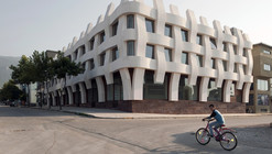 Argul Weave / BINAA  + Smart-Architecture