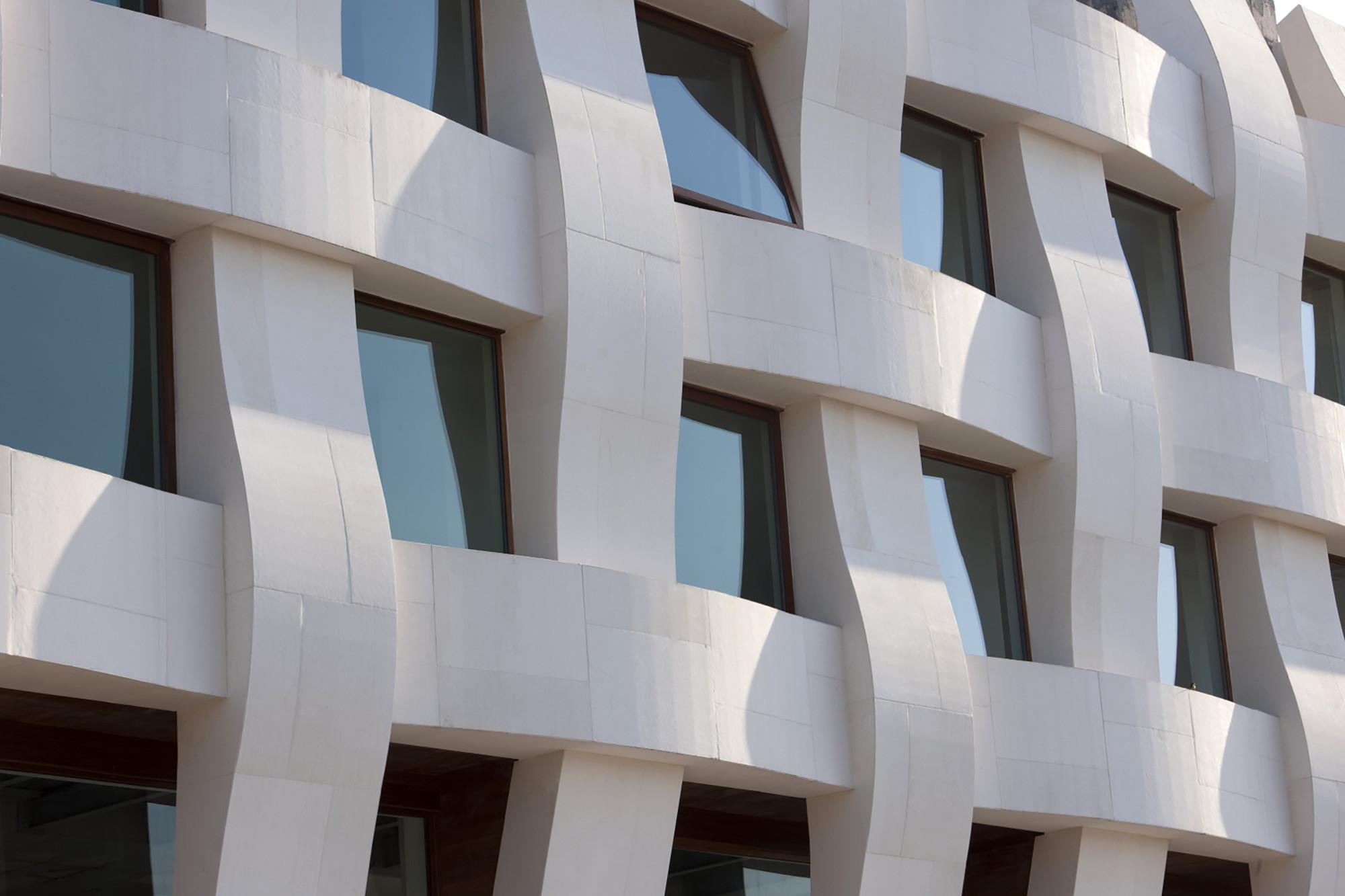 Gallery of argul weave binaa smart architecture 4 for Architecture com