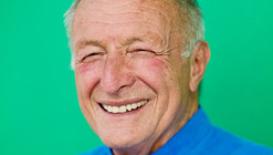 Richard Rogers Honored with Lifetime Achievement Medal