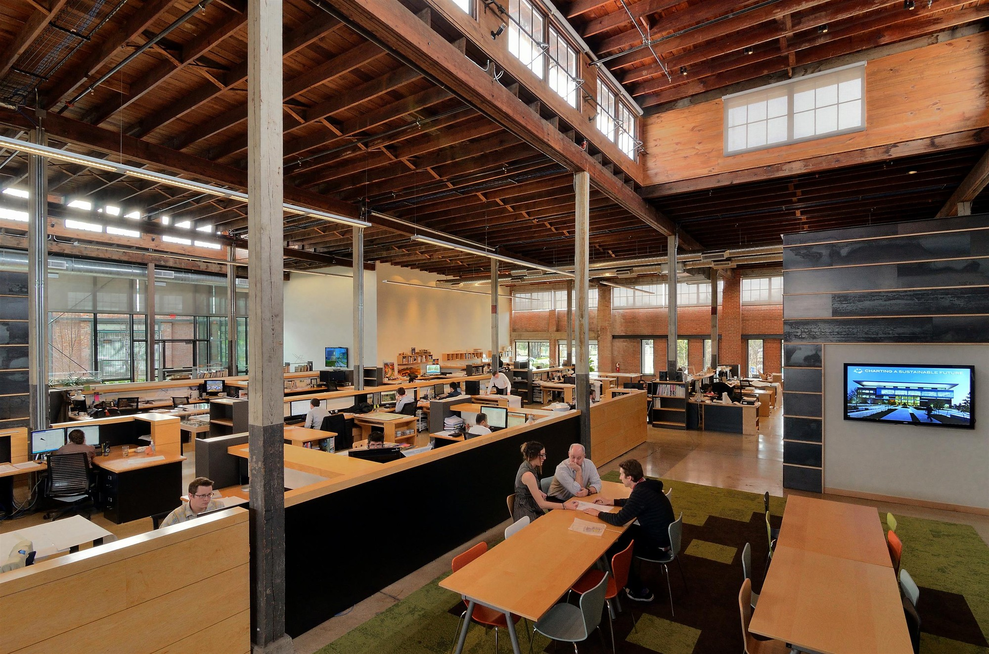 Hughes Warehouse Adaptive Reuse Overland Partners