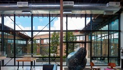Hughes Warehouse Adaptive Reuse / Overland Partners