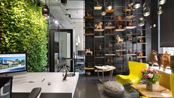 Sergey Makhno Office and Showroom / Sergey Makhno + Illya Tovstonog