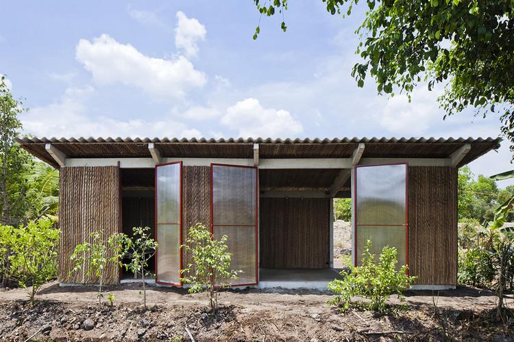 Casa S / Vo Trong Nghia Architects, © Hiroyuki Oki
