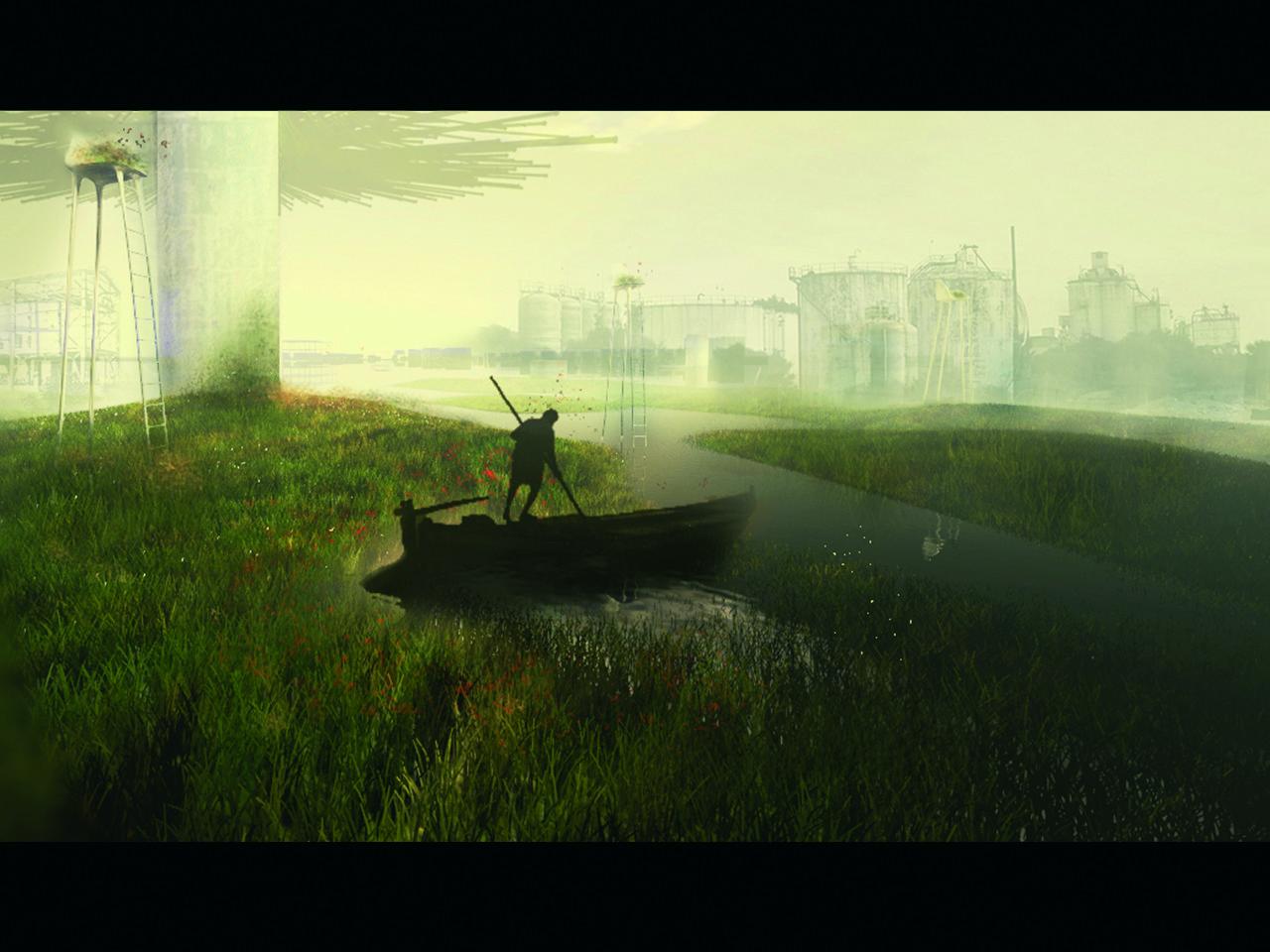 Anthropic Park. Imagen Cortesía de Grupo Aranea
