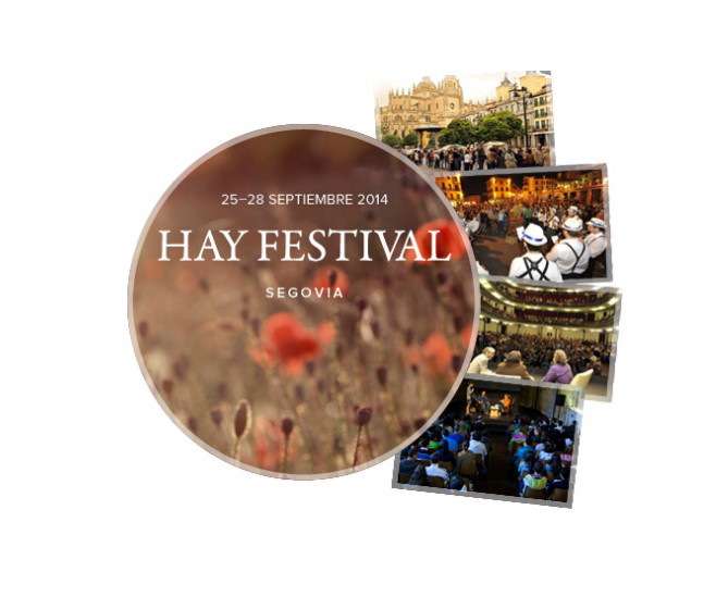 Innovación, Creatividad, Diseño y Arquitectura: Hay Festival Segovia 2014 / ¡Sorteamos 45 pases libres!, Cortesia de Hay Festival Segovia