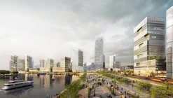 ASTOC and HPP Selected to Masterplan Moscow's New Finance Center