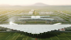 JAHN, LOGUER + ADG Presents Proposal for New Mexico City Airport