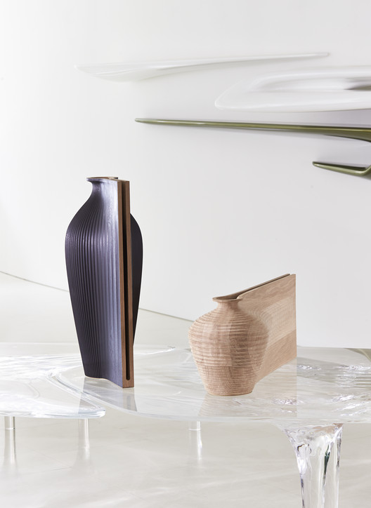 "Ten Top Designers Get the Products of Their Dreams With ""The Wish List"", Tableware / Zaha Hadid + Gareth Neal. Image © Petr Krejčí"