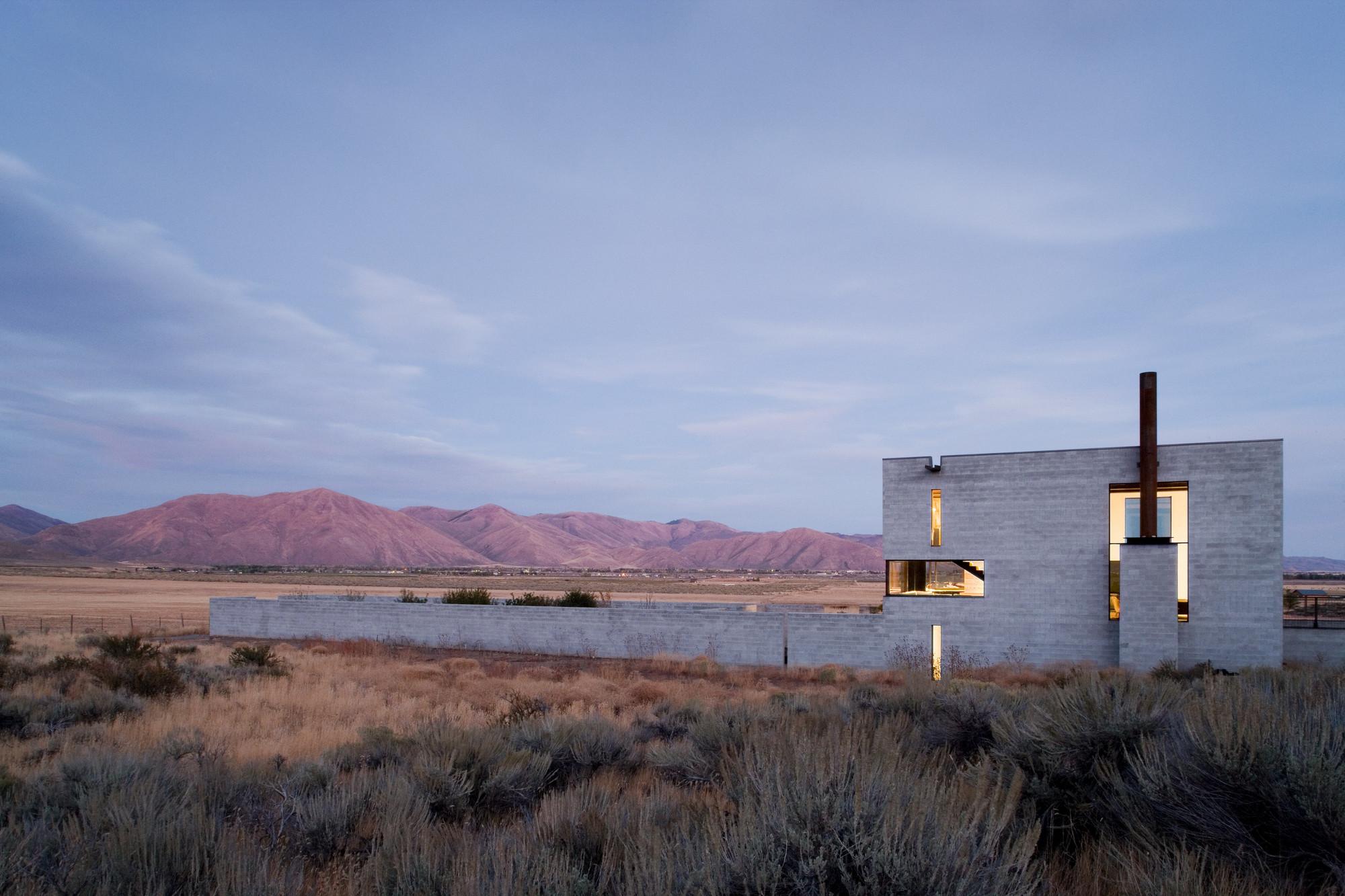 Outpost, Idaho © Tim Bies