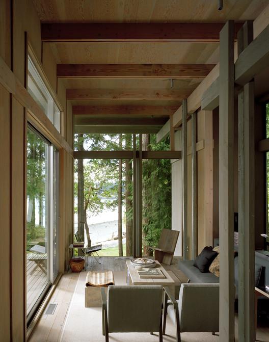 Olson Cabin, Longbranch, WA © Longbranch, WA
