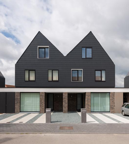 6 diferencias idénticas / Architectuuratelier Dertien12, © Luc Roymans