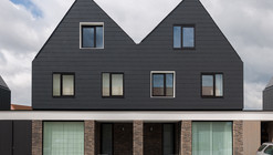 6 Identical Differences / Architectuuratelier Dertien12